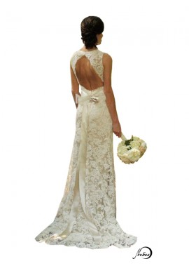 2020 Beach Lace Wedding Dresses T801524714634