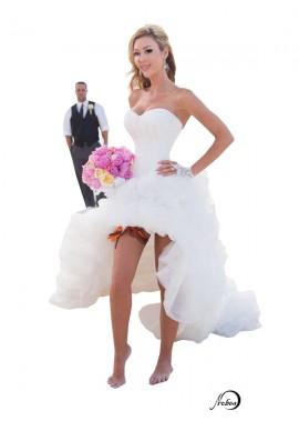 2020 Beach Short Wedding Dresses T801524713738