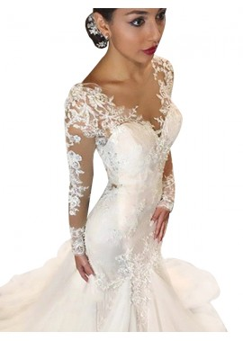 2020 Wedding Dress T801524714613