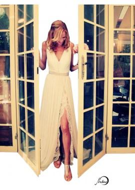 2021 Beach Wedding Dresses T801524714673
