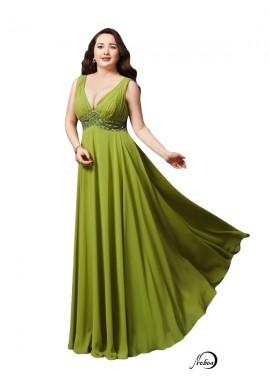Plus Size Prom Evening Dress T801524706425