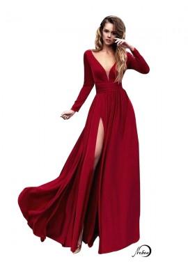 Sexy Long Prom Evening Dress T801524703777