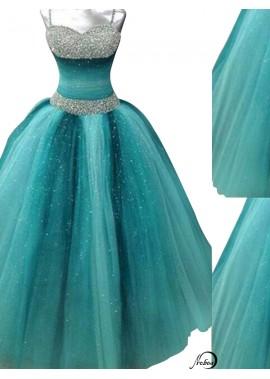 Long Prom Evening Dress Ball Gown T801524703906