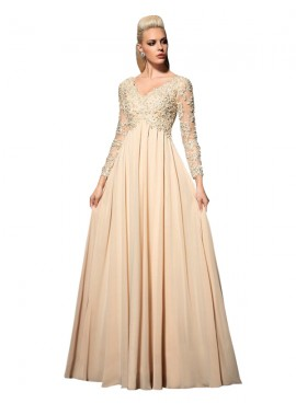 Long Prom Evening Dress T801524709707