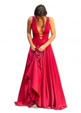Classy Long Prom Evening Dress T801524703575