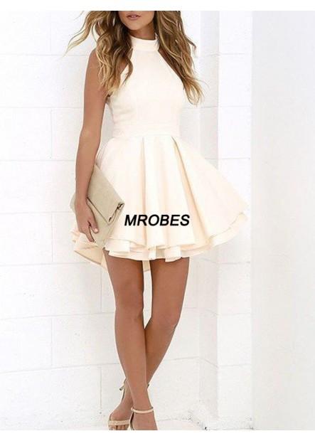 Short Homecoming Prom Evening Dress T801524710140