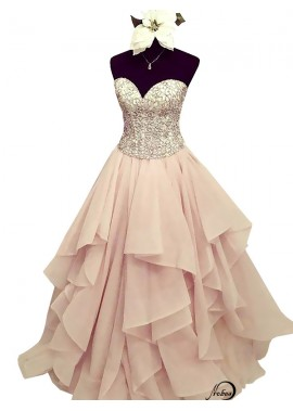 Long Prom Evening Dress T801524703913