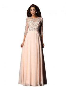 Sexy Long Prom Evening Dress T801524704113