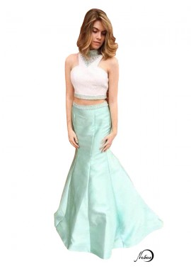 Mermaid Long Prom Evening Dress T801524707398