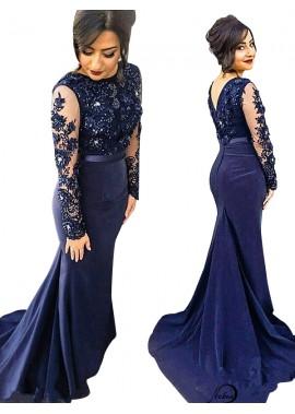 Plus Size Prom Evening Dress T801524704064