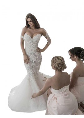 2020 Wedding Dress T801524714652