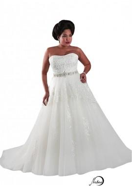 Plus Size Wedding Dress T801525325517