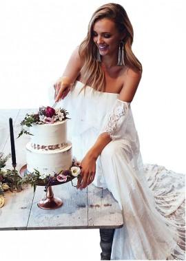 Beach Wedding Dresses T801525317753