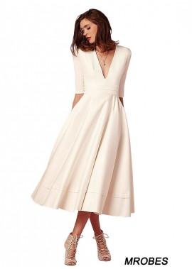 Short Beach Wedding Dress T801525313095