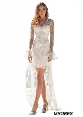 Beach Short Wedding Dresses T801525320056