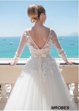 Lace Wedding Dress T801525387345