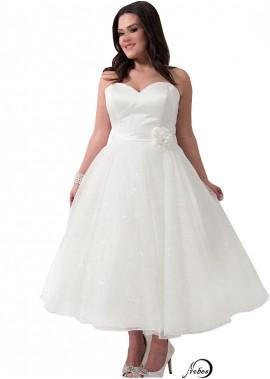 Short Plus Size Wedding Dress T801525317605
