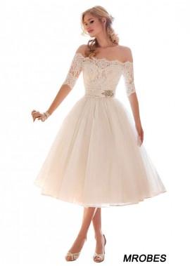 Beach Short Wedding Dresses T801525317632
