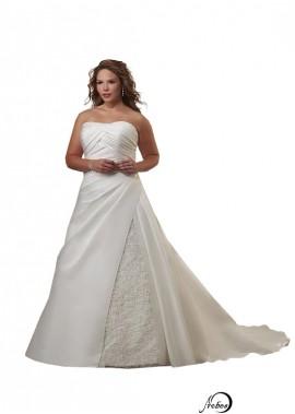 Plus Size Wedding Dress T801525329225